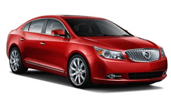 Car Hire RICHMOND  Buick LaCrosse