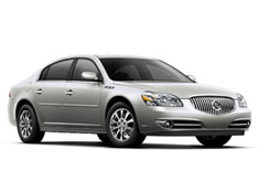 Autoverhuur MONTREAL  Buick Lucerne