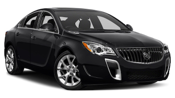 Car Hire ONTARIO  Buick Regal