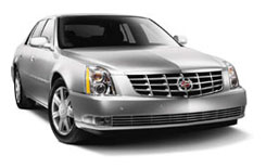 Car Hire RICHMOND  Cadillac DTS