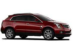 hyra bilar LONG BEACH  Cadillac SRX