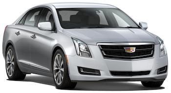 Car Hire ABU DHABI  Cadillac XTS