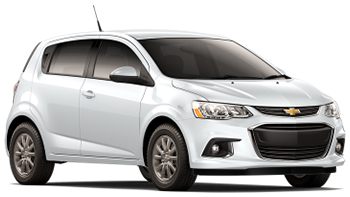 Car Hire CHICAGO  Chevrolet Aveo