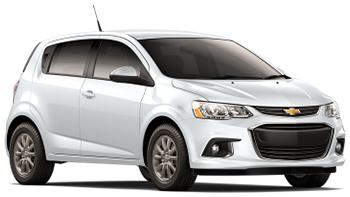 Chevrolet Aveo 2 door