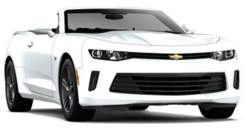 Alquiler LAS VEGAS  Chevrolet Camaro Convertible