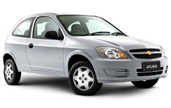 Car Hire BARILOCHE  Chevrolet Celta