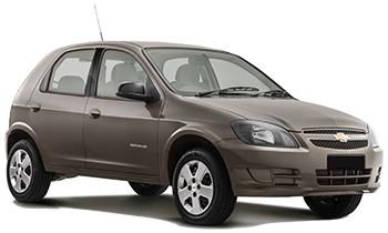 Chevrolet Celta 4 dr