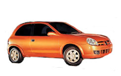 Car Hire CULIACAN  Chevrolet Chevy