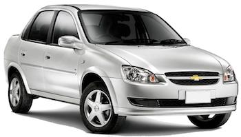 Car Hire IGUAZU  Chevrolet Classic