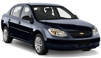 Car Hire CAMPO GRANDE  Chevrolet Cobalt
