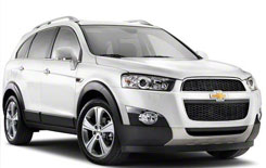 Chevy Grand Captiva Diesel
