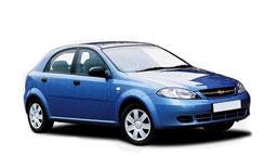 Car Hire LIMASSOL  Chevrolet Lacetti