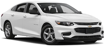 Car Hire LOS GATOS  Chevrolet Malibu