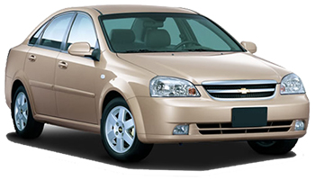 Car Hire HERMOSILLO  Chevrolet Optra