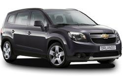 Chevrolet Orlando 7 Pax