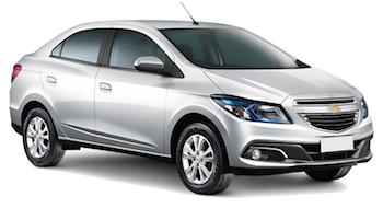 arenda avto MONTEVIDEO  Chevrolet Prisma