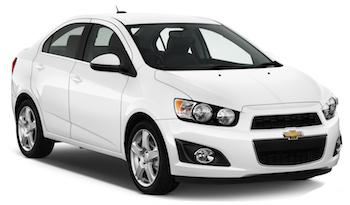 hyra bilar DUBAI  Chevrolet Sonic
