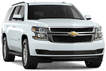 Chevy Tahoe 8 pax