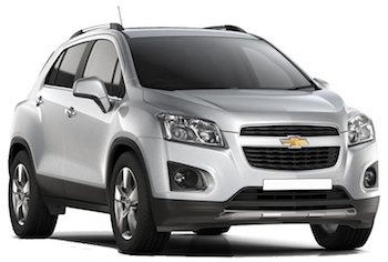 Location de voitures MENDOZA  Chevrolet Tracker
