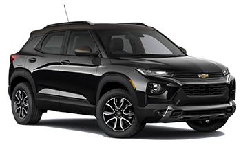 Chevy Trailblazer 7 pax