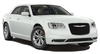 Car Hire CANONSBURG  Chrysler 300