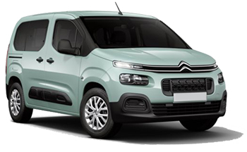 Car Hire MADRID  Citroen Berlingo