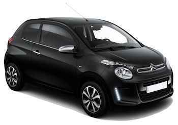 Car Hire LUTON  CitroenC1