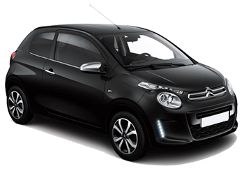 Car Hire COMO  CitroenC1
