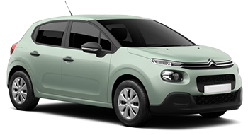 Car Hire LILLE  Citroen C3