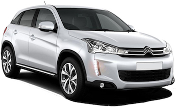 Location de voitures OSLO  CitroenC4Aircross