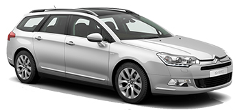 Car Hire LYON  Citroen C5 wagon