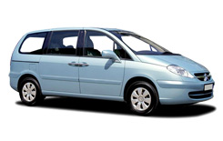 Car Hire BENIDORM  Citroen C8