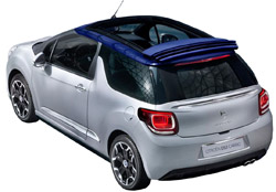 Citroen DS3 Open Rooftop