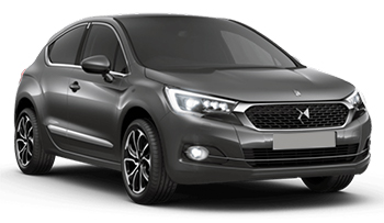 Car Hire VIERZON  Citroen DS4