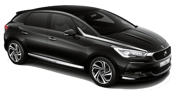 Car Hire VIERZON  Citroen DS5