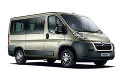 Citroen Jumper 9 pax