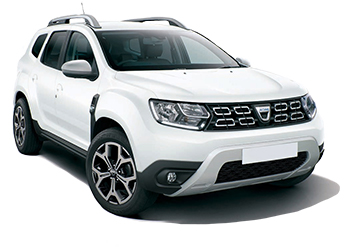 Car Hire BUDVA  Dacia Duster