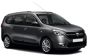 Car Hire PAPEETE  Dacia Lodgy