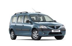 Alquiler FORT DE FRANCE  Dacia Logan MCV