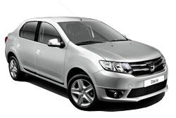 Autonoleggio TANGIER  Dacia Logan