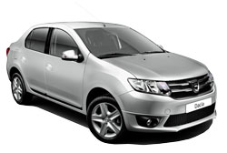 Alquiler BUCHAREST  Dacia Logan
