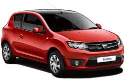 Dacia Sandero 2 door