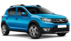 Car Hire TIVAT  Dacia Stepway
