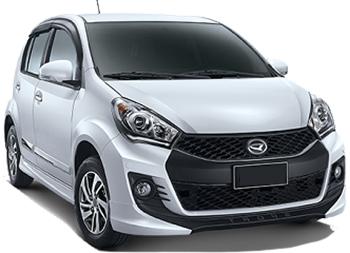 hyra bilar PUERTO PLATA  Daihatsu Sirion