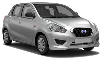 Autoverhuur WITBANK  Datsun Go