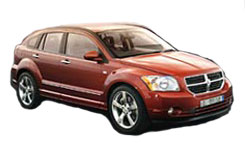 Car Hire MONT JOLI  Dodge Caliber