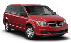 Car Hire LYNCHBURG  Dodge Caravan