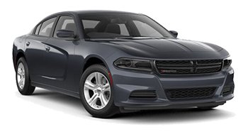 Car Hire VANCOUVER  Dodge Charger