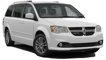 Car Hire CANONSBURG  Dodge Grand Caravan