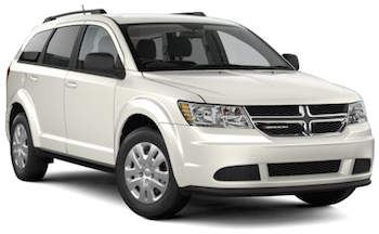 Location de voitures PINETOWN  Dodge Journey